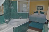 Penthouse suites en suite bath and shower